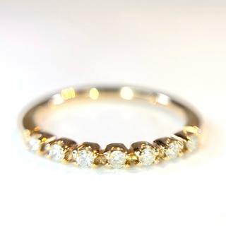 ☆ k10 ピンキーリング 1号 0.06 ダイアモンド 送料込み(リング(指輪))