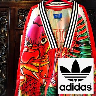 adidas - アディダス オリジナルス リタオラ スカジャン ジャケット ジャージ L XL
