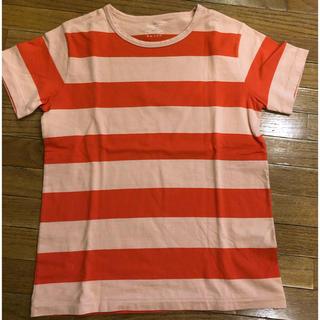 トゥモローランド(TOMORROWLAND)のTOMORROWLAND MACPHEEボーダー Tシャツ(Tシャツ(半袖/袖なし))