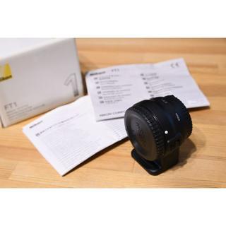 Nikon - Nikon ニコン Nikon1 マウントアダプターFT1