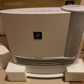 SHARP - SHARP 加湿セラミックファンヒーター