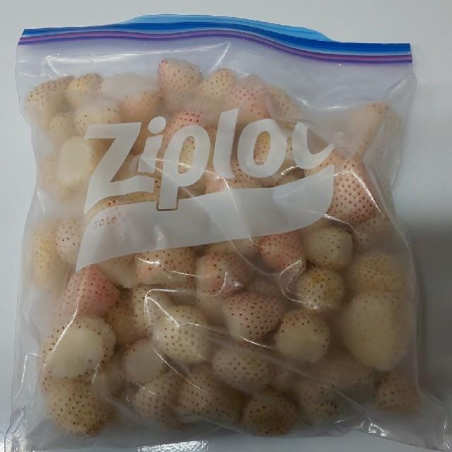 奈良県産 冷凍イチゴ 三種set 食品/飲料/酒の食品(フルーツ)の商品写真