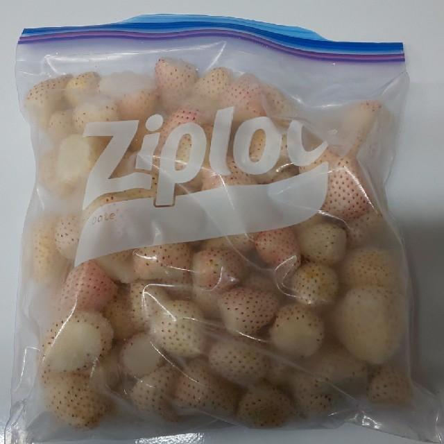 えいたん様専用 奈良県産 冷凍イチゴ 三種set 食品/飲料/酒の食品(フルーツ)の商品写真