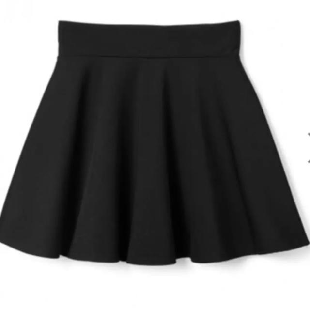 GRL(グレイル)のグレイル インパ付きフレアミニスカート レディースのスカート(ミニスカート)の商品写真