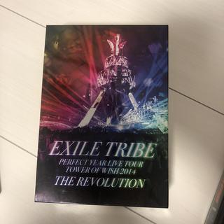 エグザイル トライブ(EXILE TRIBE)のEXILE TRIBE LIVE Blu-ray (ミュージック)