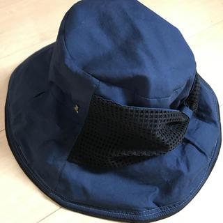 LANVIN en Bleu - 【美品】ランバンオンブルー  レディース 帽子 ハット