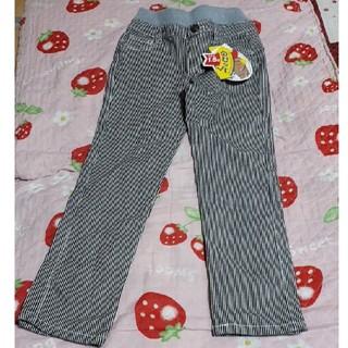しまむら - 新品未使用 kids のびッパ パンツ 120サイズ伸縮1、5倍 CLOSSHI