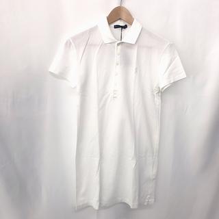 Ralph Lauren - レディース ポロシャツ 半袖 コットン 綿 ホワイト 白 サイズ S 白