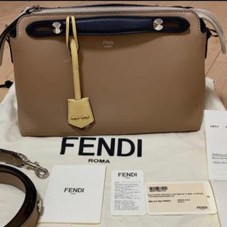 FENDI - FENDI バイザウェイ  マルチカラー ミディアムサイズ