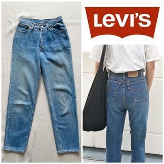 Levi's - 希少品番 USA製 90sビンテージ リーバイス17501 ハイウエストデニム