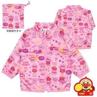 アンパンマン - アンパンマン 90cmウインドブレーカー ピンク ジャンパー