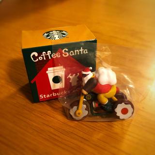 スターバックスコーヒー(Starbucks Coffee)のスタバ★コーヒーサンタ2019(レア)(ノベルティグッズ)