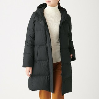 MUJI (無印良品) - 無印良品 ダウンジャケット ダウンコート XL
