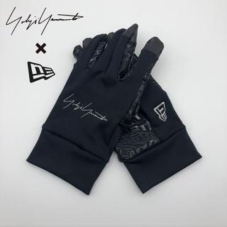 Yohji Yamamoto - Yohji × New Era Glove|ヨウジ × ニューエラ グローブ