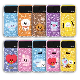 ボウダンショウネンダン(防弾少年団(BTS))のベイビーBT21 BTS iPhone Galaxy 携帯ケース(モバイルケース/カバー)