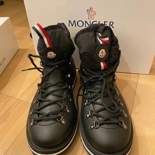 モンクレール(MONCLER)の新品 本物 MONCLER HENOC TG41 26cm相当(ブーツ)
