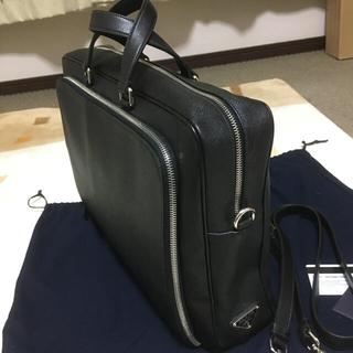 PRADA - プラダ ビジネスバッグ メンズ【美品】