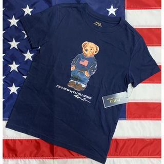 POLO RALPH LAUREN - ★POLO BEAR ★ラルフローレンポロベアTシャツS/140