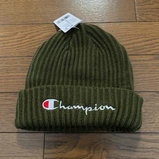 Champion - champion ニット帽 深緑