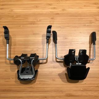 マーカー(MARKER)のMARKER スキー ビンディング ブレーキ 110mm 2020モデル(ビンディング)