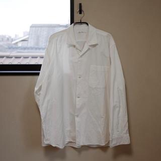 コムデギャルソン(COMME des GARCONS)のSans Limite サンリミット/オープンカラー ボックスシャツ 開襟シャツ(シャツ)