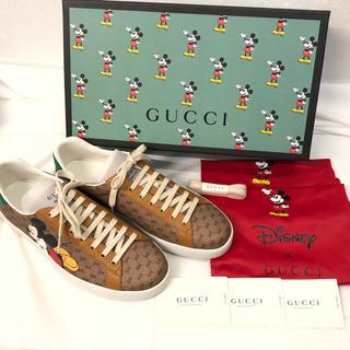 Gucci - Gucci  グッチ 靴 スニーカー ミッキー ディズニー 新品