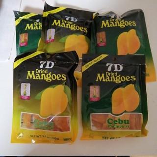 マンゴ(MANGO)のドライドマンゴー(乾物)