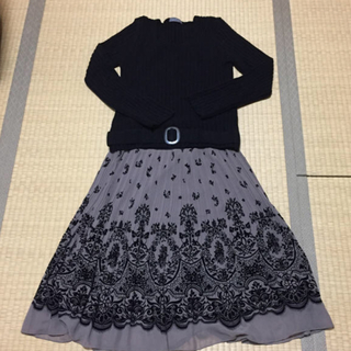 armoire caprice - armoirecaprice 美品膝下スカート日本製