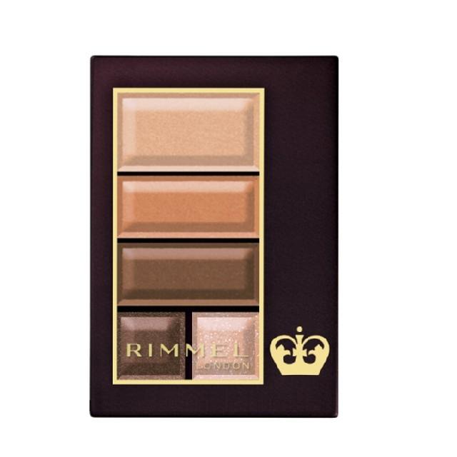 RIMMEL(リンメル)の【未使用】リンメル ショコラスウィート アイズ ソフトマット 002 コスメ/美容のベースメイク/化粧品(アイシャドウ)の商品写真