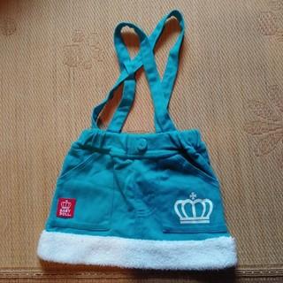 ベビードール(BABYDOLL)のベビードール スカート 100size(スカート)