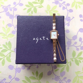 アガット(agete)のagete  ㊹  腕時計・稼動品✨(腕時計)