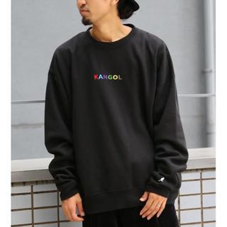 KANGOL - FREAK'S STORE × KANGOL スウェットカットソー XL