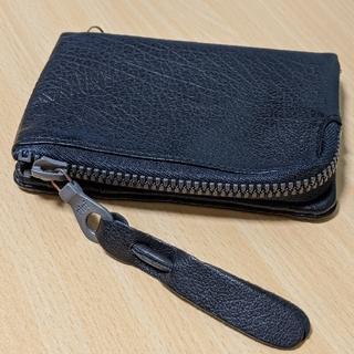 ソラチナ(SOLATINA)のSOLATINA バッファローレザー 二つ折り財布 ウォレット ririジップ(折り財布)