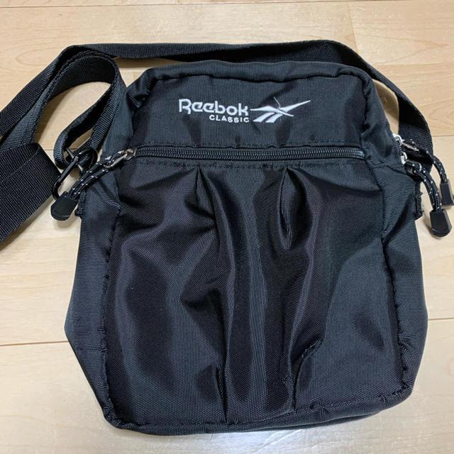 Reebok(リーボック)のReebok classic ショルダーバック レディースのバッグ(ショルダーバッグ)の商品写真