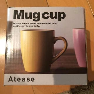 アティース(Atease)のatease マグカップ(グラス/カップ)
