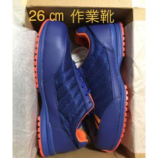 作業靴 ミドリ安全 26 ㎝(スニーカー)