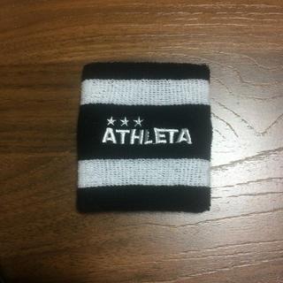 ATHLETA - 新品 ATHLETA アスレタ リストバンド サッカー フットサル スボルメ