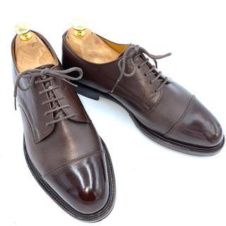 リーガル(REGAL)の【美品】SCOTCH GRAIN スコッチグレイン ビジネスシューズ 革靴(ドレス/ビジネス)