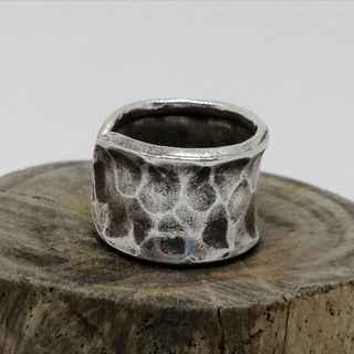 KSR-D1 カレン族シルバー リング(リング(指輪))