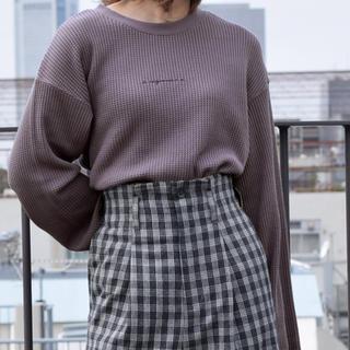 w closet - ダブルクローゼット セーター