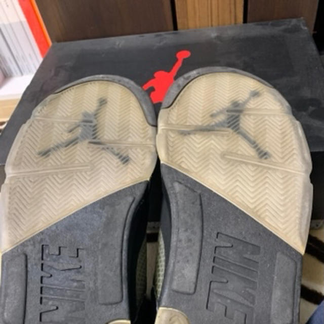 NIKE(ナイキ)のAIR jordan 5 OG メンズの靴/シューズ(スニーカー)の商品写真