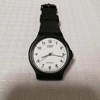 カシオ(CASIO)のなーちゃん様 カシオ STANDARD スタンダード MQ-24 ガラス(腕時計(デジタル))