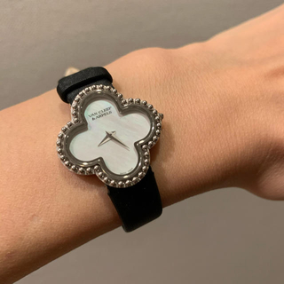 Van Cleef & Arpels - ヴァンクリーフ Van Cleef & Arpels アルハンブラ腕時計 確認用