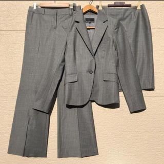 エムプルミエ(M-premier)の新品同様 M-PREMIER スーツ ジャケット パンツ スカート (スーツ)
