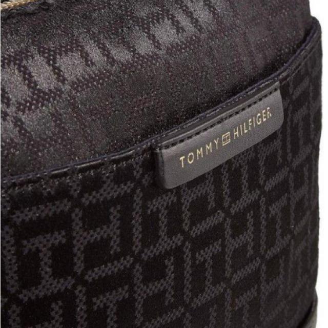 TOMMY HILFIGER(トミーヒルフィガー)のTommy Hilfiger レディース ショルダーバッグ Black レディースのバッグ(ショルダーバッグ)の商品写真