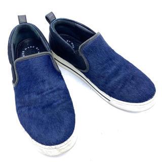 マークバイマークジェイコブス(MARC BY MARC JACOBS)のマークバイマークジェイコブス スリッポン スニーカー 靴(スニーカー)