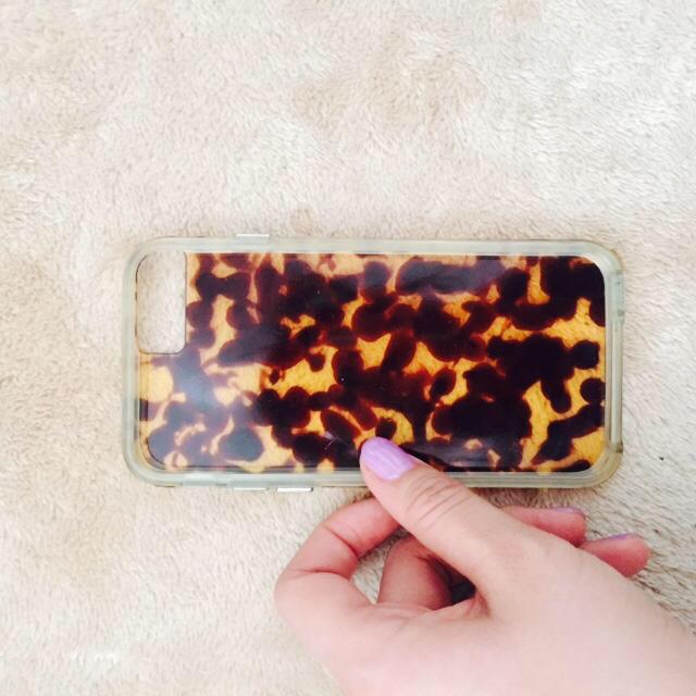88d4a9ddc9 べっ甲 iPhone6ケース スマホ/家電/カメラのスマホアクセサリー(モバイルケース/カバー