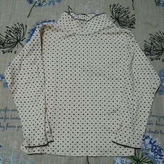 カットソー 綿100% 110(Tシャツ/カットソー)