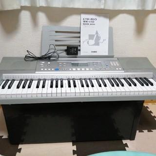 カシオ(CASIO)のカシオ キーボード CTK-810(キーボード/シンセサイザー)