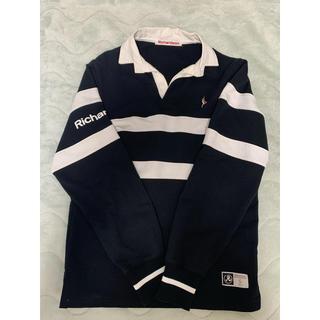 STUSSY - Richardson ラガーシャツ